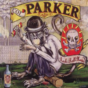 Col Parker R and R Music CD Cover