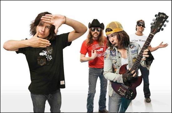 Supagroup Band Photo
