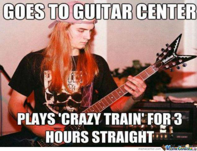 Metalhead Guy