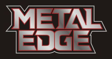 metal edge logo