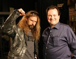 Rob Zombie & Vinny