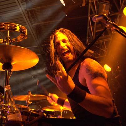johnny kelly drummer