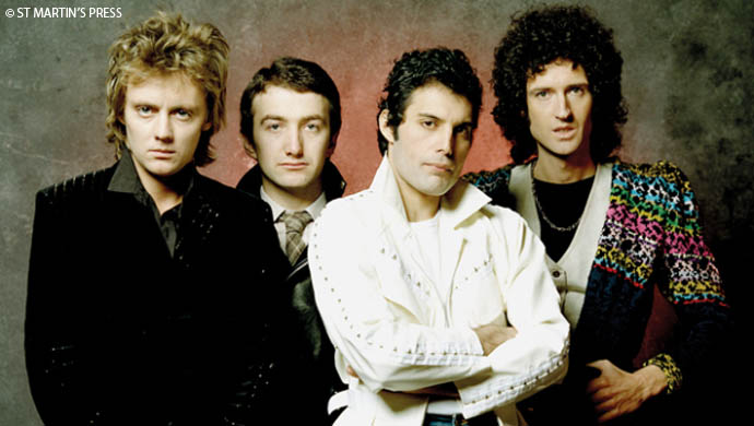 Queen Group Press Shot