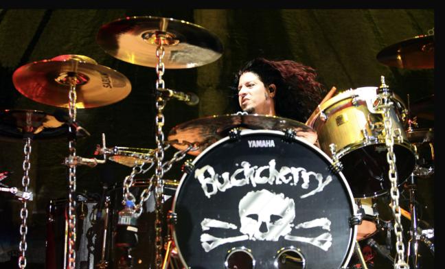 Xavier Muriel Buckcherry