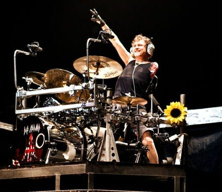 Rick Allen Drums