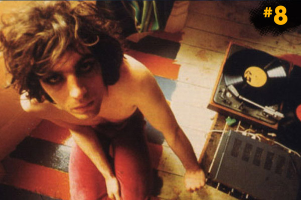 Syd Barret Color Haunted