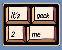 geek keyboard