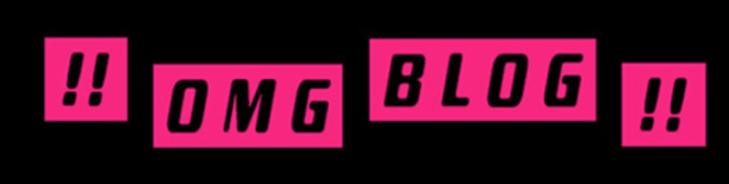 OMG Blog Logo