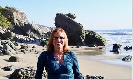 Sue at Laguna