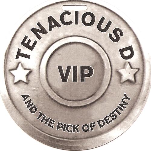 TD VIP PASS