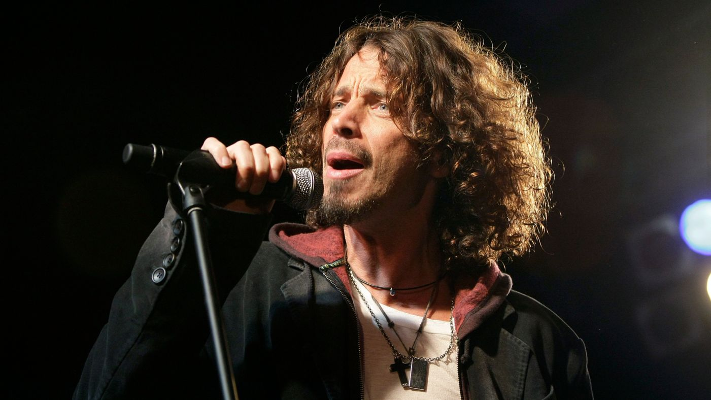 Chris Cornell: The Worley Gig