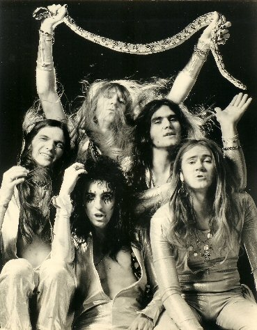 Alice Cooper Original Band