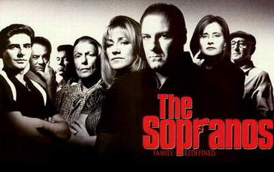 Sopranos Logo and Cast