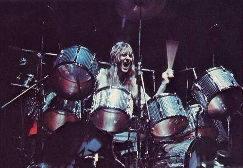 Neal on his Mirrored Kit