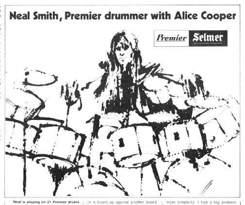 Premier Drummer