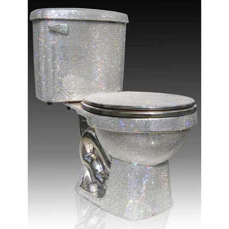 Shiny Toilet Action