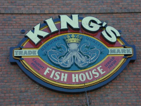 Kings Means Good Fish!