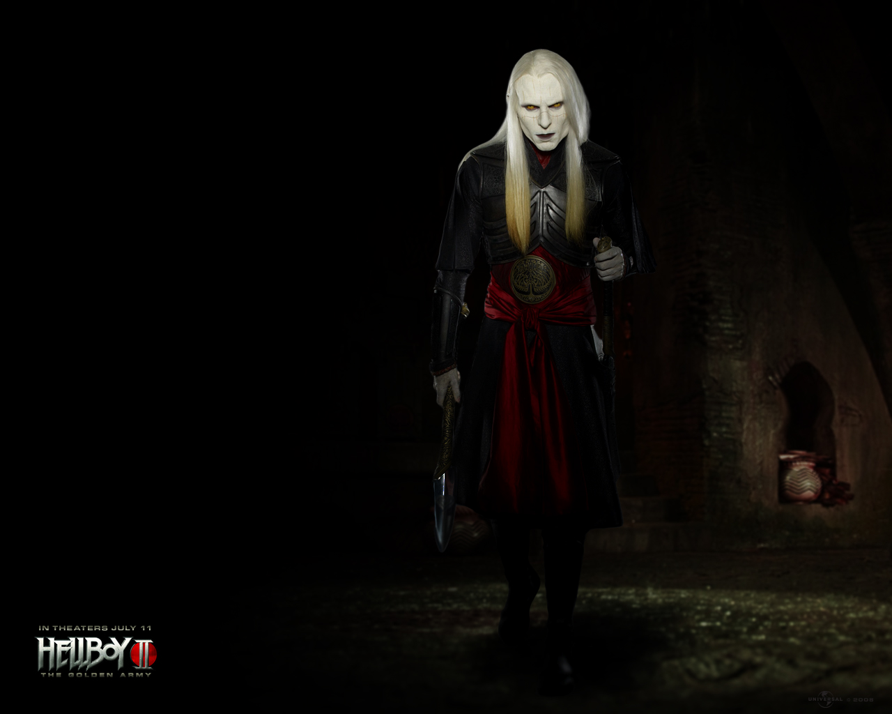 Hellboy II's Prince Nuada's Secret Past as Member of UK ... Hellboy 2 Prince Nuada