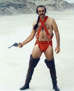 Sean Connery and His Junk