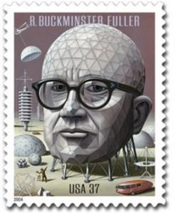 B Fuller Stamp