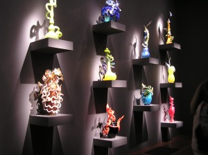 Dale Chihuly Blown Glass Sculptures
