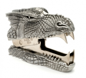 Dragon Head Staple Remover