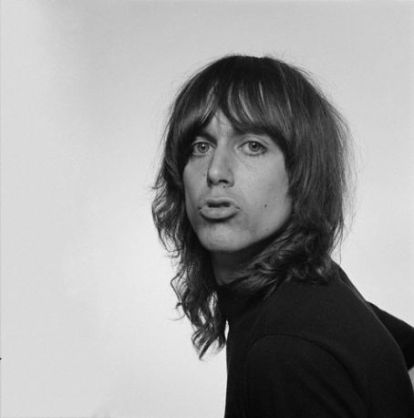 Iggy Pop Young BW