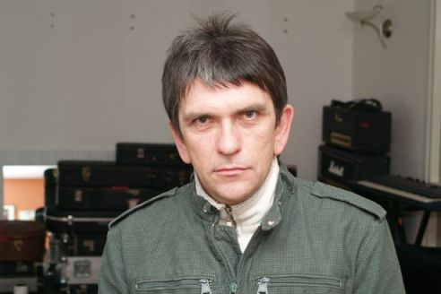 Mike Joyce Smiths Drummer