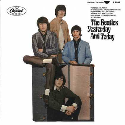 Beatles Y and T cover