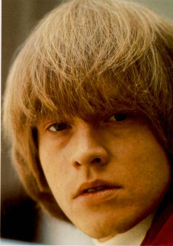 Brian Jones Closeup