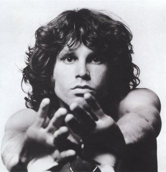 Jim Morrison Break On Through