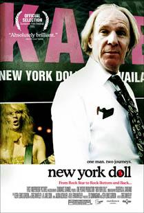NY Doll DVD Cover