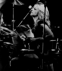 Sandy West Drums