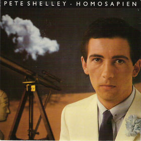 Pete Shelley Homosapien
