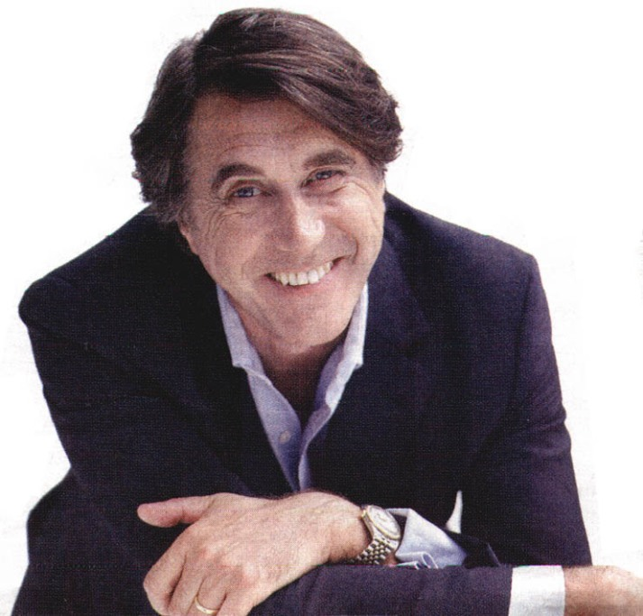 Bryan Ferry happy