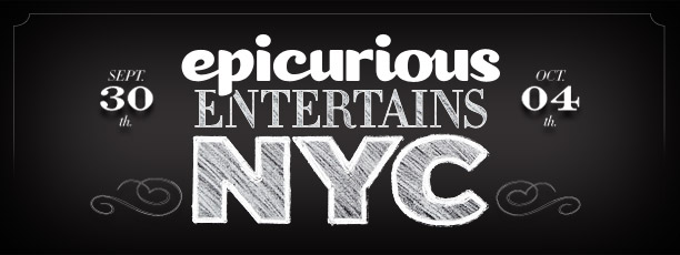 epicurious-entertains-nyc