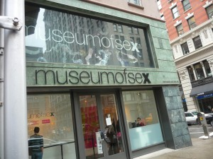 Museum of Sex FOB