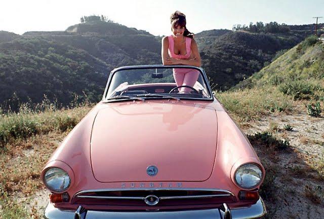 Pink Sunbeam