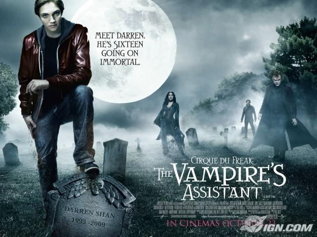 Vampires Assistant