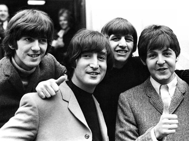 Beatles B&W