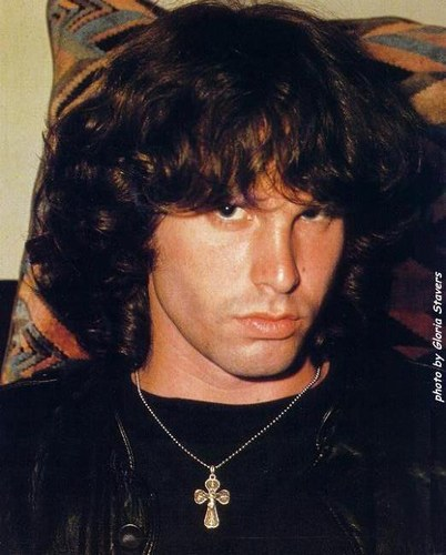 Jim Morrison Cross