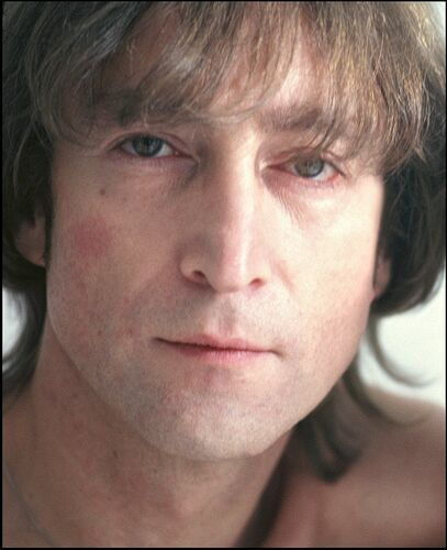 John Lennon Shoulders