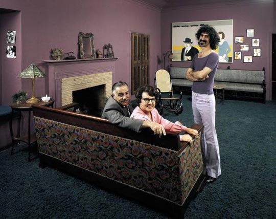 Zappa and Parents