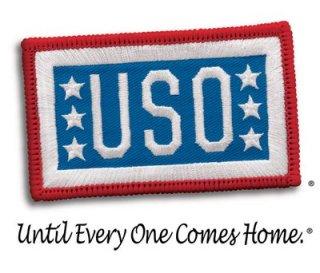 USO Logo Patch