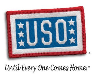 USO Logo Patch