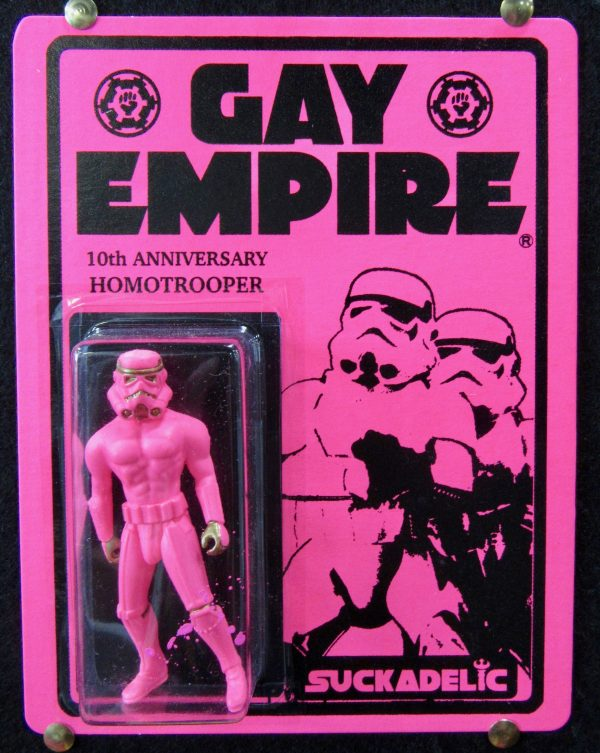 Gay Empire Pink Stormtrooper