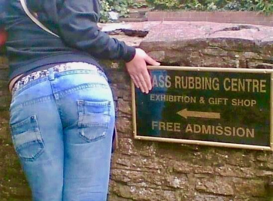 Ass Rubbing Centre