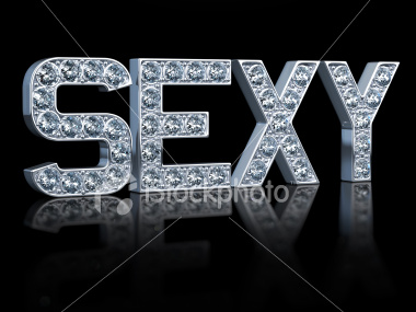 The word sexy