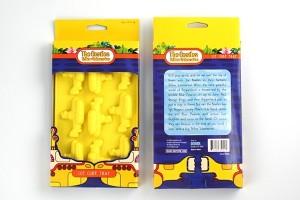 Yellow Sub Ice Cube Trays