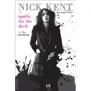 Nick Kent Book Cover